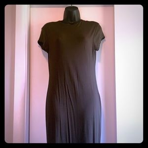 Olive Green Vibe Sportswear Dress